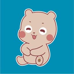 Poppa Baby Bear Animated