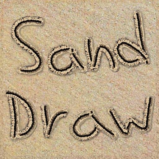 砂のドロー(Sand Draw):芸術、描画&絵画創造性があ