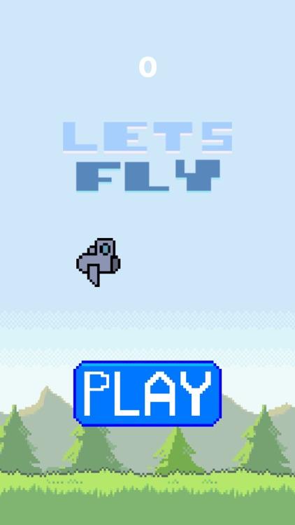 LetsFly - Fly through the Sky