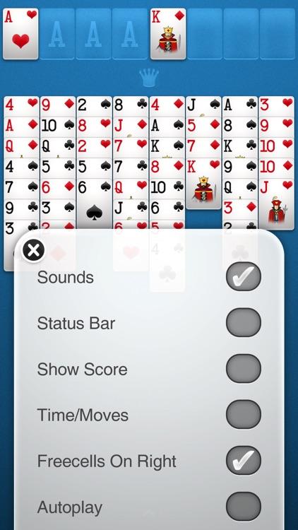 ⋆FreeCell+ screenshot-4