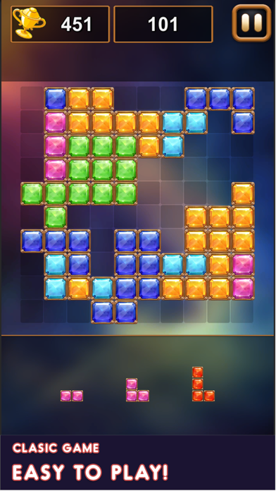 Block Puzzle Classic 1010 screenshot three