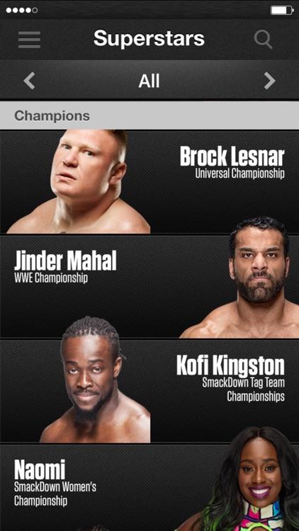WWE screenshot-2