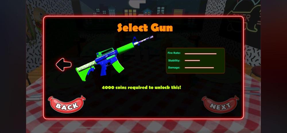 Run Sausage Shooter FPS Game hack tool