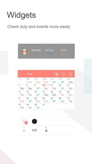 MYDUTY - Nurse Calendar