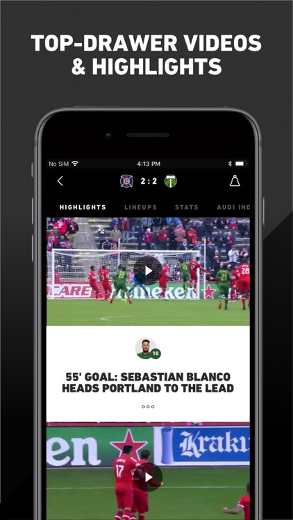 MLS: Live Soccer Scores & News screenshot-4