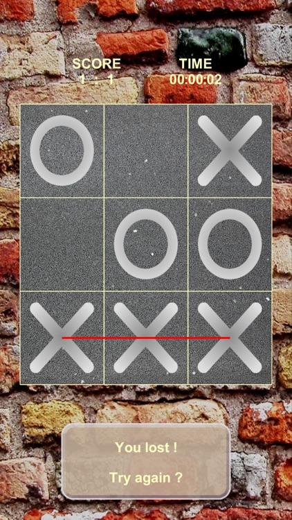 Tic-Tac-Toe classic 3x3 screenshot-3