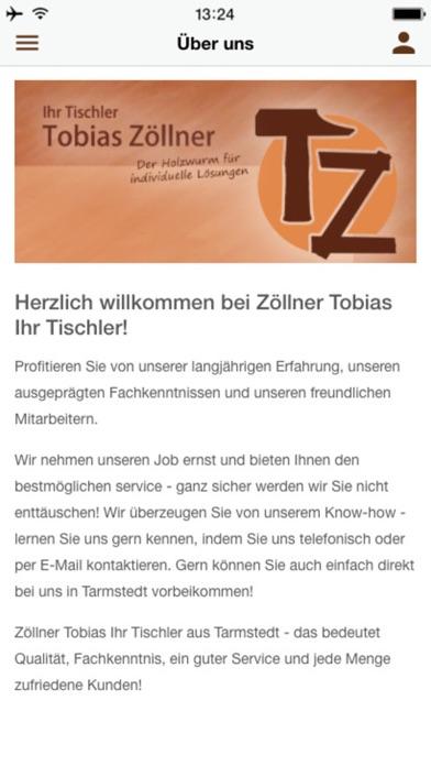 Zöllner Tobias Ihr Tischler screenshot two