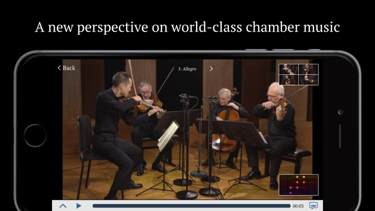 Juilliard String Quartet screenshot-0