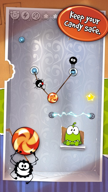 Cut the Rope™ screenshot-3