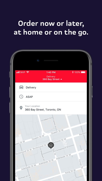 SkipTheDishes - Food Delivery screenshot-3