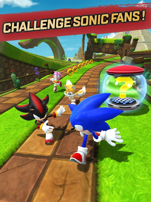 Sonic Forces - Racing Battle screenshot 6