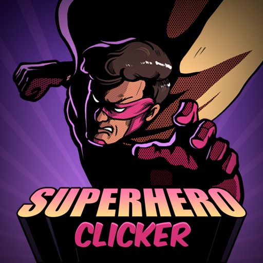 Superhero Clicker