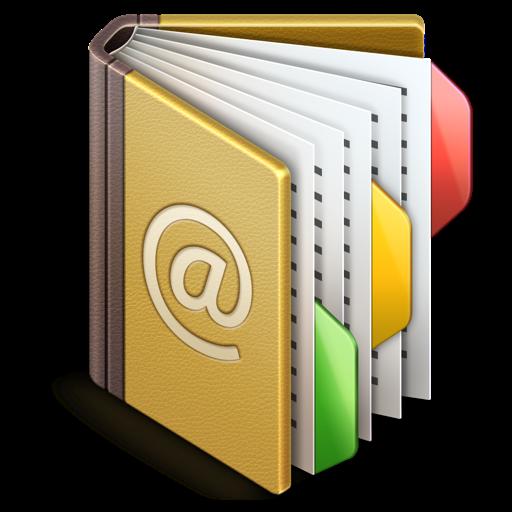 Exporter for Address Book
