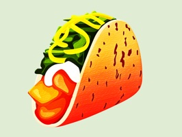 Tasty Taco Stickers