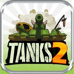 War of Tanks 2 : Multiplayer