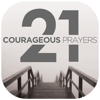 Jeffrey Mikels - 21 Courageous Prayers artwork