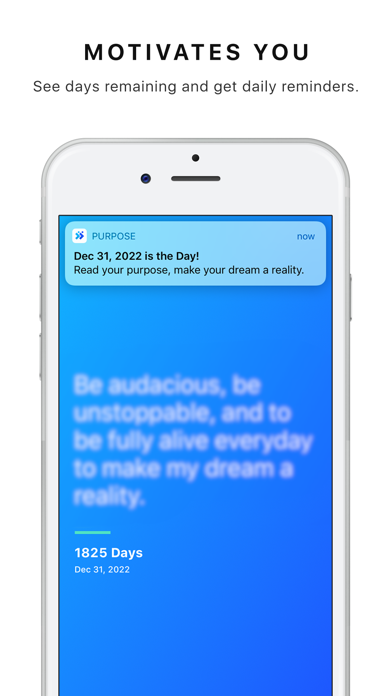 Purpose - Life Goals & Success screenshot three