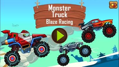 Monster Truck Blaze Racing Apps 148apps