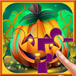 Halloween Jigsaw Art Puzzle