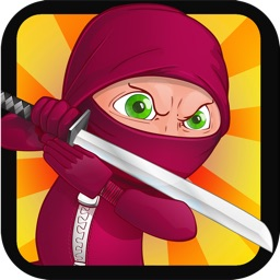 Dragon Eyes Ninja - Fierce Village Challenge Run Pro