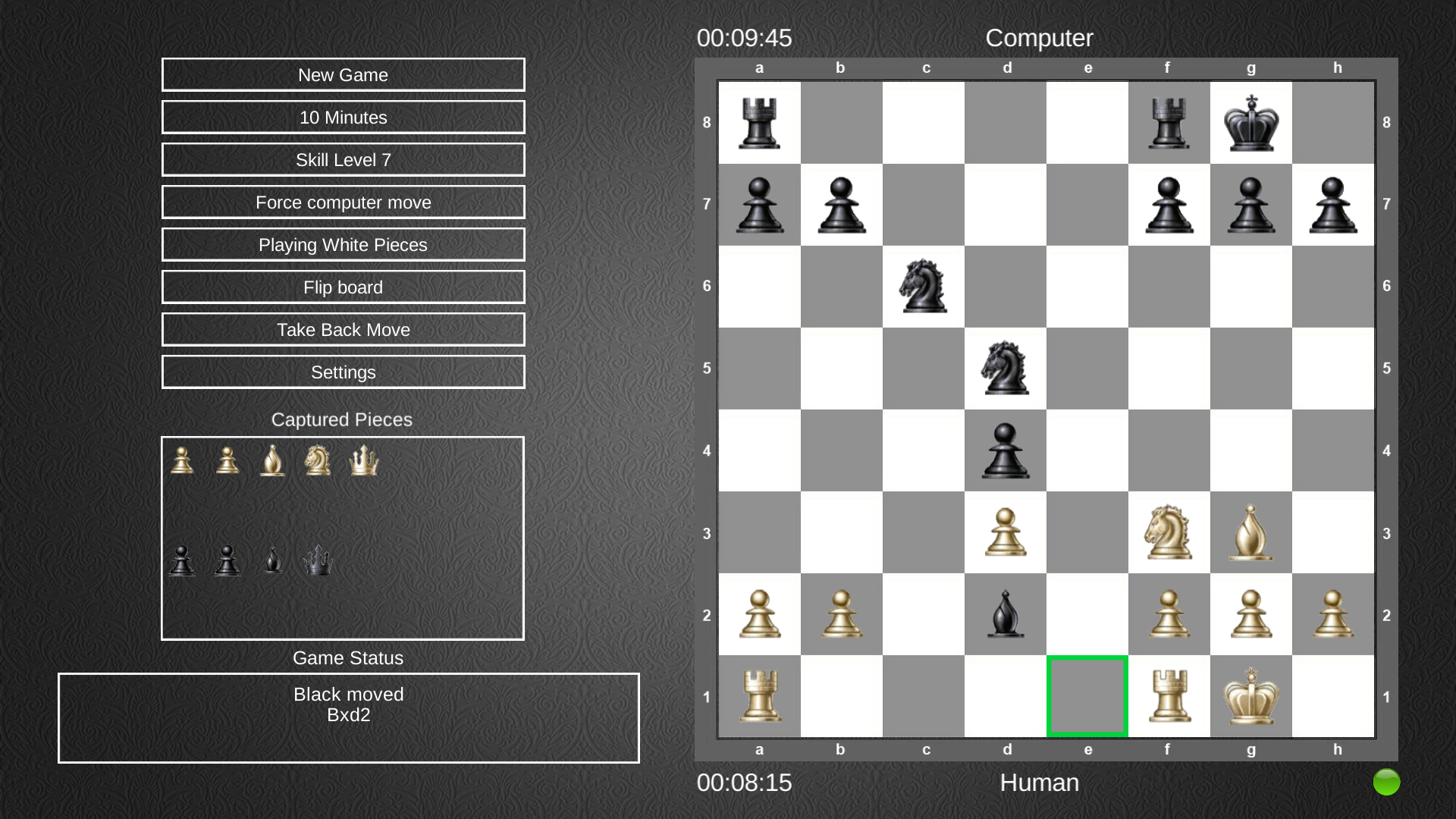 Chess for the TV screenshot 3