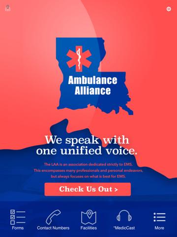 Louisiana Rural Ambulance Alliance - náhled