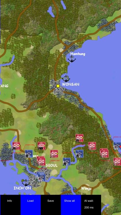 Wargame Korea 1950