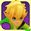 Elf Chase RPG Run -  小人対緑のゴブリン RPG 走る