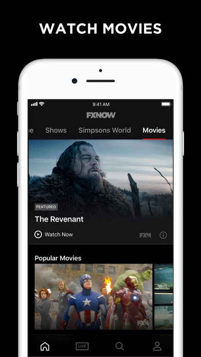 FXNOW: Movies, Shows & Live TV for Windows