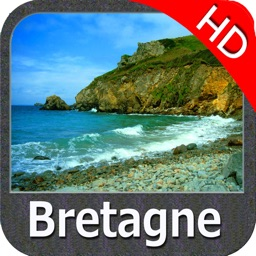 Brittany Nautical Charts HD