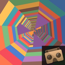 Activities of VR Color Tunnel Race-Time Travel Virtual Reality