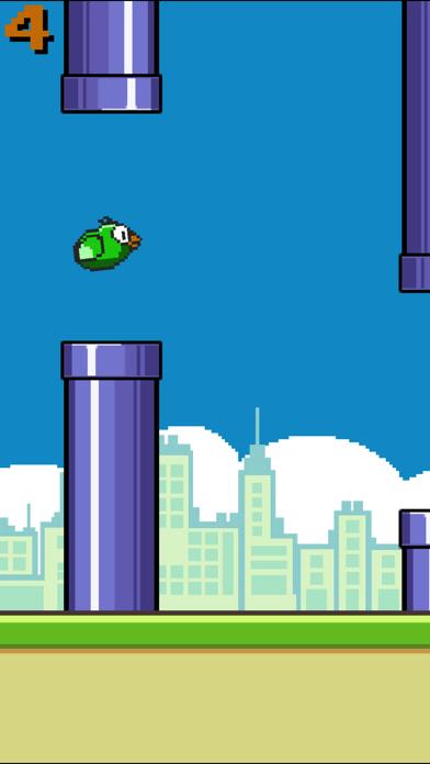 Flippy Bird - Original screenshot two