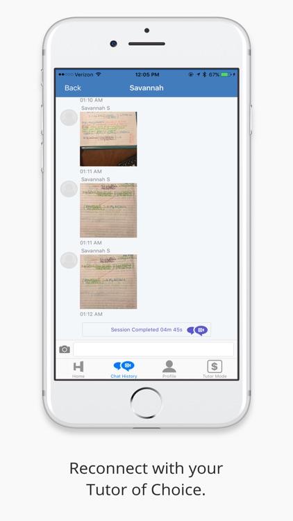 Helpster Homework Tutor screenshot-3