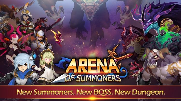 Arena of Summoners: Grand War