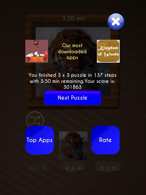 Sliding Puzzle Mania : An Addictive Puzzle Game screenshot 10