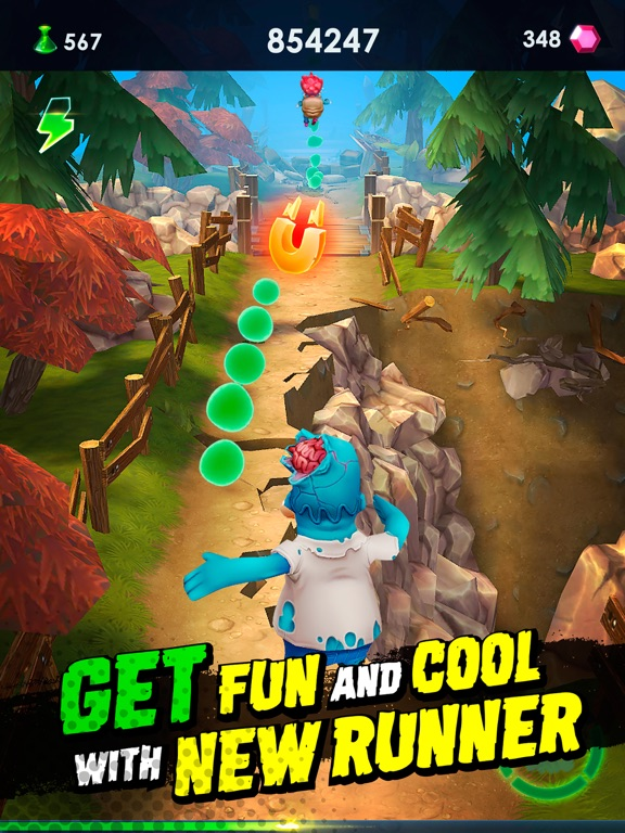 Zombie Run 2: Craft Fun Runner screenshot 8