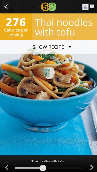 5:2 Fasting Diet Recipes Screenshot