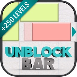 Unblock Bar - Slide and free the puzzle blocks