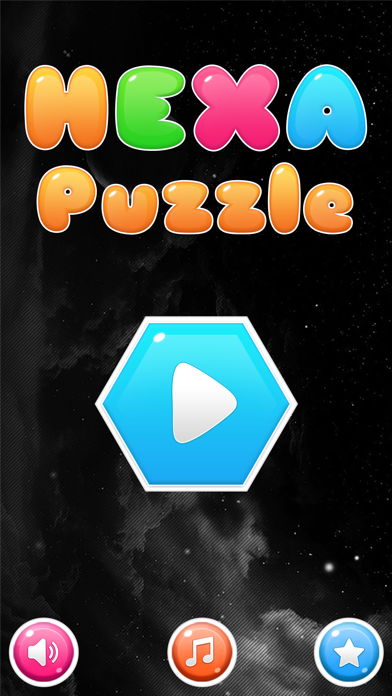 Hexes Bomb!  Block Puzzle Game screenshot one