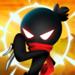 179.Stickman Ninja Warriors