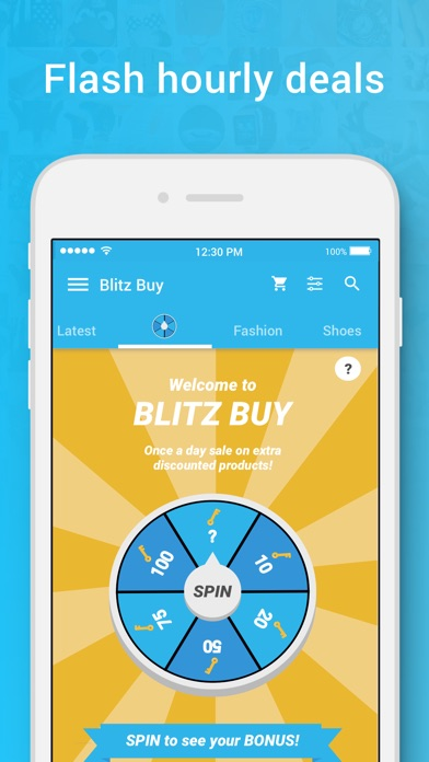 Screenshot for Wish - Shopping Made Fun in Kazakhstan App Store