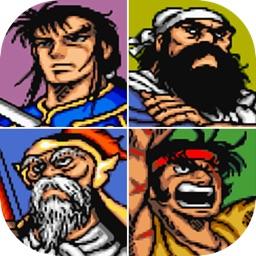 街机五虎将风云-三国动作RPG手游