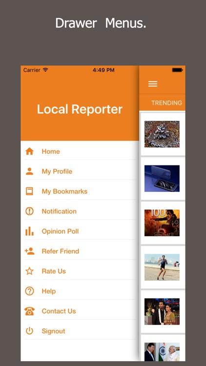 Local Reporter India screenshot-4