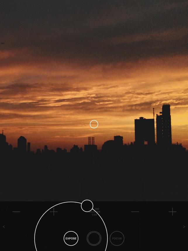 Obscura Camera Screenshot