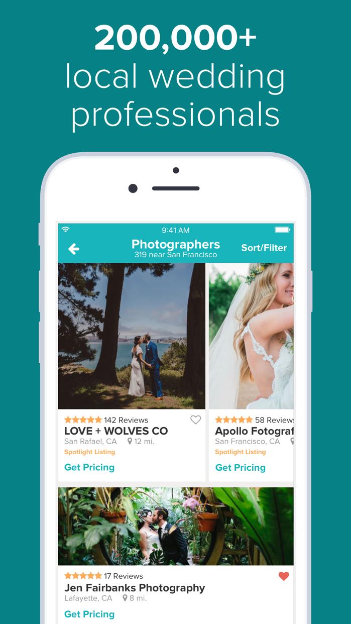 Wedding Planner by WeddingWire Screenshot