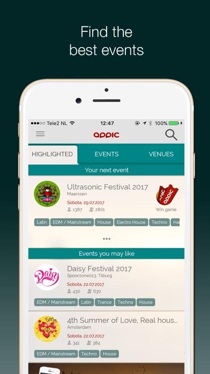 Appic - Festivals & More