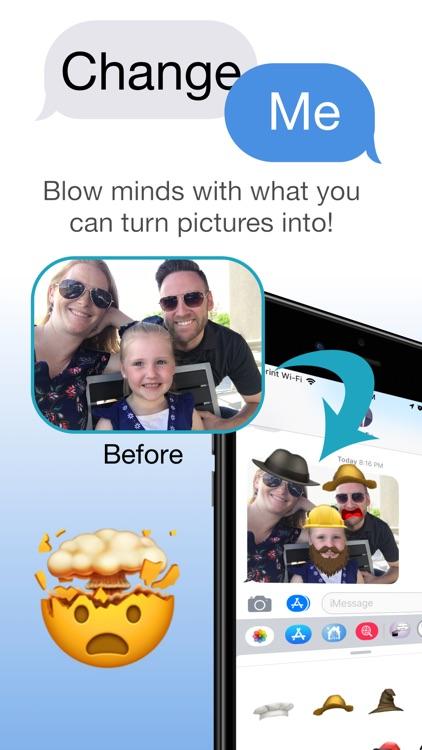 Emoji Me Animated Faces Maker screenshot-6