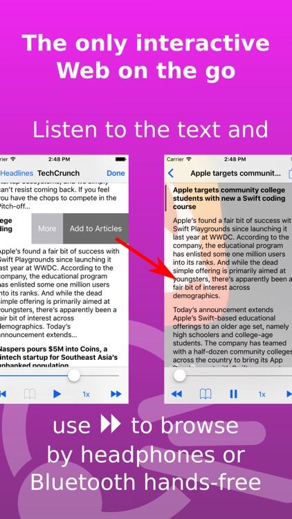 Speech Central: Text to Speech