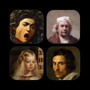 Baroque Artists - Stickers bundle