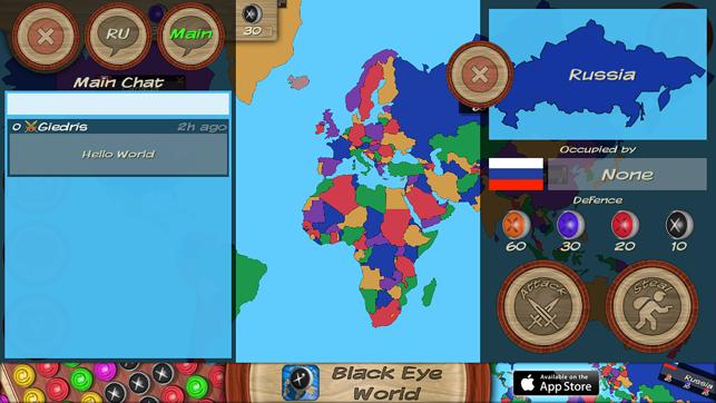 Black Eye World On The App Store